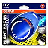 OSRAM NIGHT RACER Plus H7, Scheinwerferlampe,...