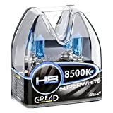 Gread H8 Box Halogen Lampen in Xenon Optik Lights...