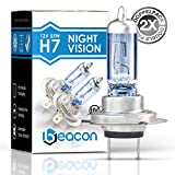 Beacon H7 Night Vision Scheinwerferlampe, Passt in...