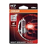 Osram Night Breaker Silver H7, +100% mehr...