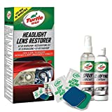Turtle Wax 51768 Scheinwerfer-Restaurator Kit...