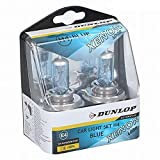 Dunlop 2er Box Halogen Lampen in Xenon Optik |...