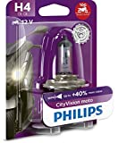 Philips 12342CTVBW City Vision Moto H4...